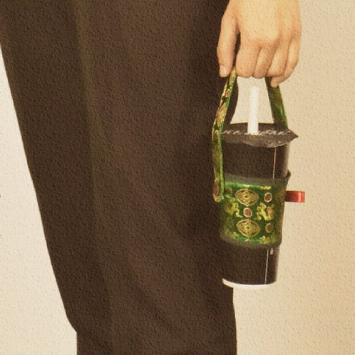 Modernize Tailormade bubble tea/cup holder - New Year Edition