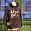 Thumbnail: hoodie unisex - aiya - can't find phone