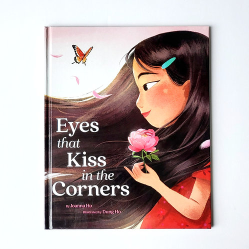 Eyes that Kiss in the Corners (hardcover)