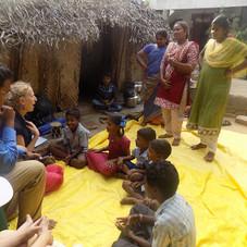 Sri Aurobindo Rural & Village Action & Movement. (SARVAM) India
