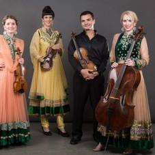The Emerald Bollywood Quartet