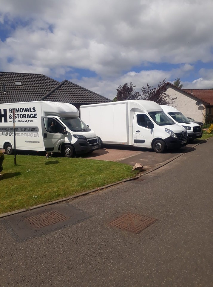 SH Removals And Storage - Cheap Moving C