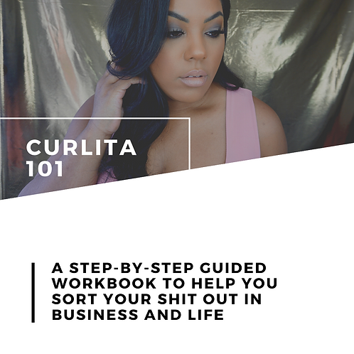 Business Workbook - Curlita 101