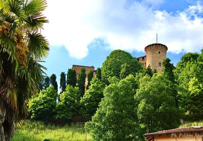 Il Castello dal parco