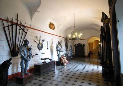 La Sala delle Armi