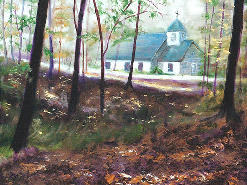 "176 ""Church in the Woods"""