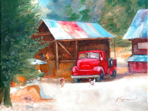 """191 - """"Red Truck"""""""