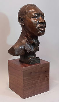 68 Dr. Martin L. King Jr. Bronze Bust