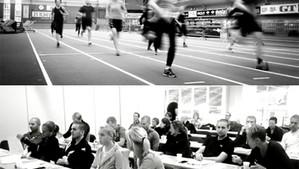 Idrottsdietisten utbildar löptränare i Göteborg