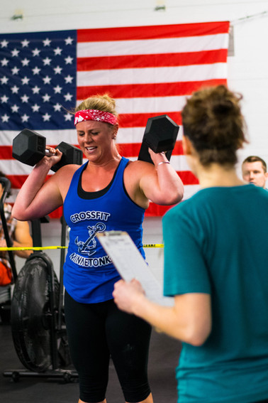 CrossFit Courses