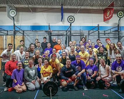 _The Fam___CrossFit Minnetonka Open 19.2