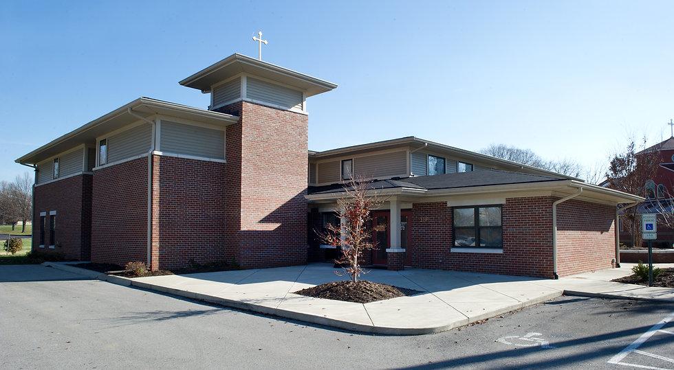 Holy Trinity Apartments
