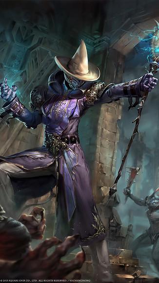 MFF Black Sorcerer