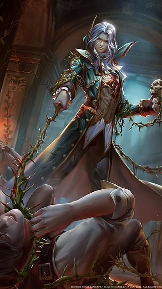 MFF Vampire Thorn