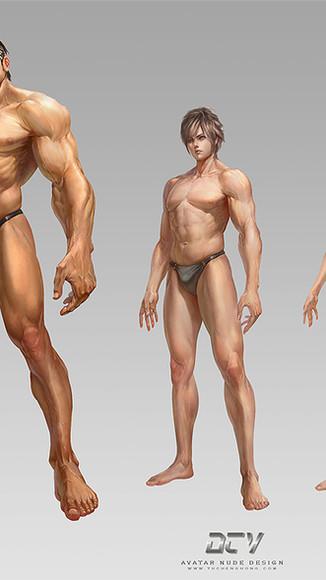 DTV Avatar nude