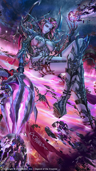 Dark Matter Void Goddess reg