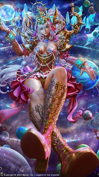 Milky Way Avatar Adv