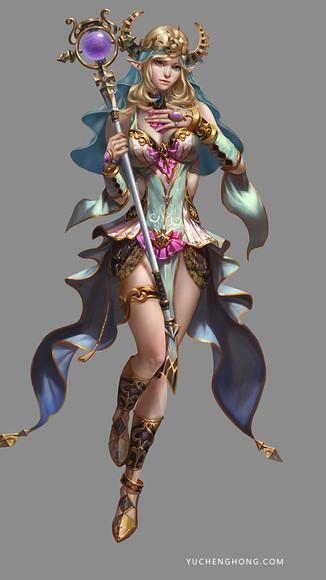 Order Elf Fortune Teller Master Female