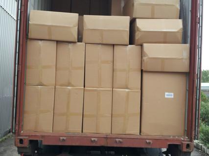 Container De-Stuffing