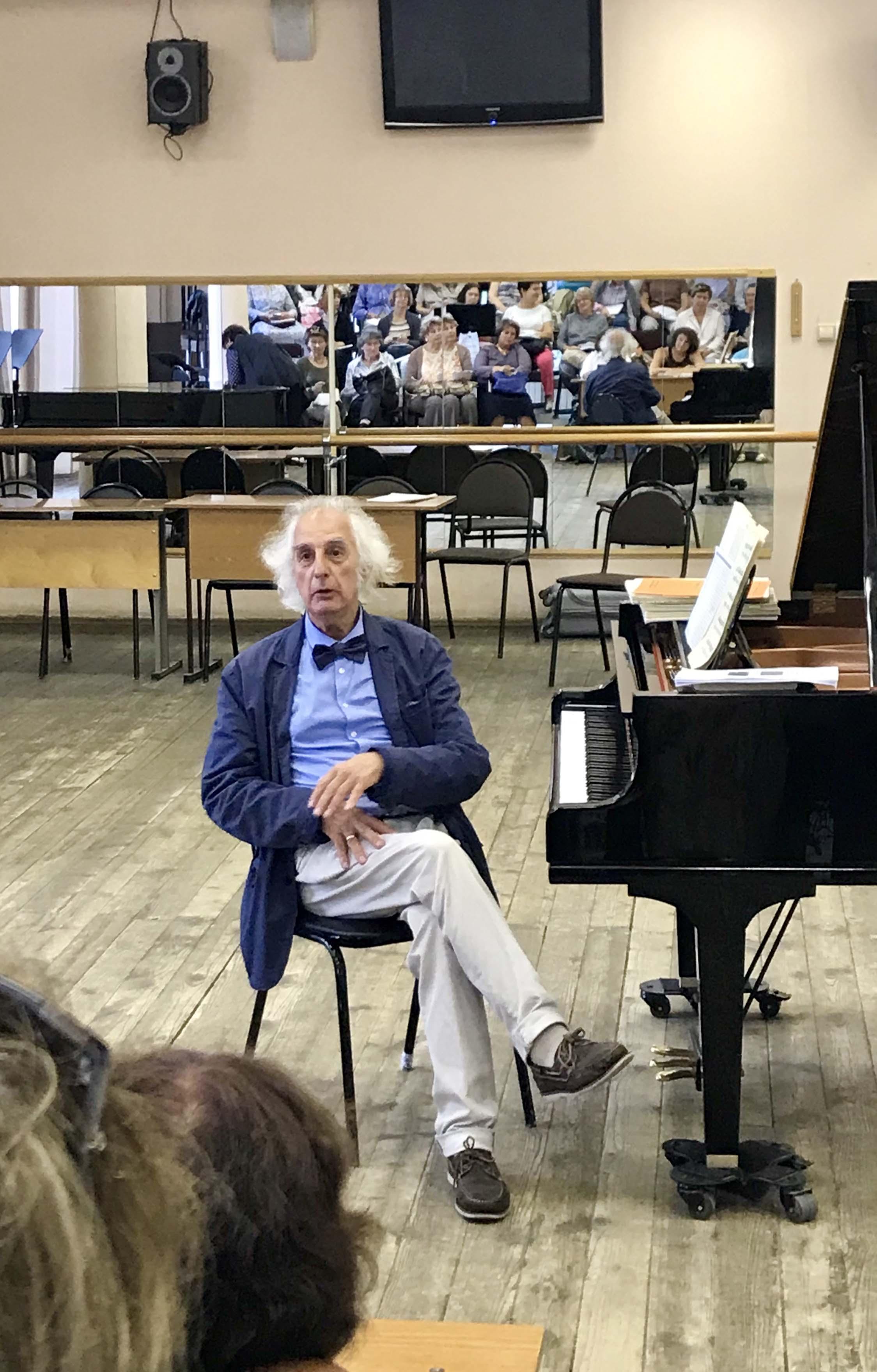 Семинар проф. А. Майкапара