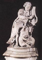 Л. Ф. Рубийяк. Г.Ф. Гендель. 1738