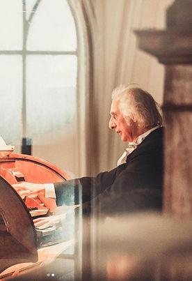 Александр Майкапар. Концер органной музыки.