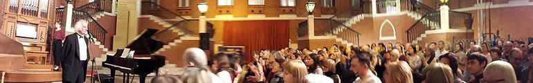"Царицыно, 7 марта 2020 Концерт Александра Майкапара ""Парад клавиров"". Орган, клавесин, фортепиано."