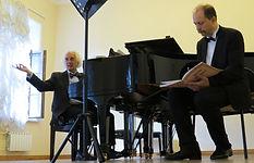 Авторский семинар А. Майкапара Пианистические проблемы исполнения камерной вокальной музыки.