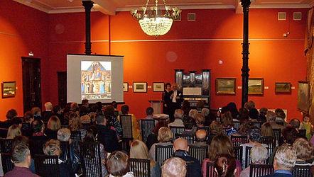 Александр Майкапар рассказывает о музыке на картинах старых мастеров.