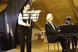 Андрей Чистяков и Александр Майкапар