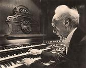Жан Гийю за органом