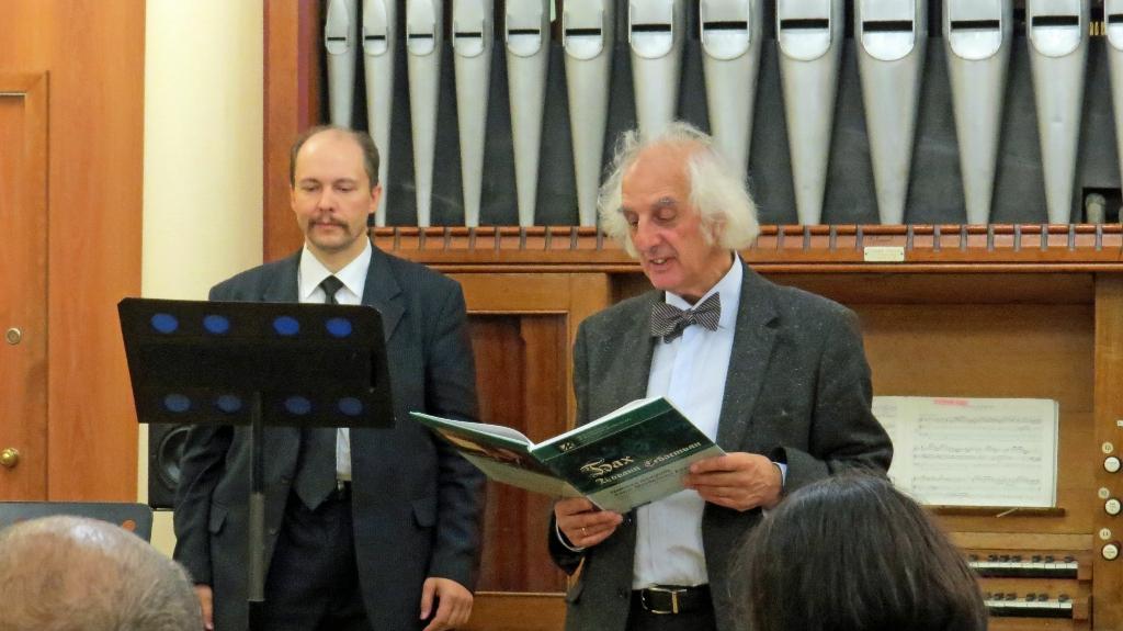 А. Майкапар и М. Золотаренко