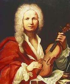 Портрет Антонио Вивальди