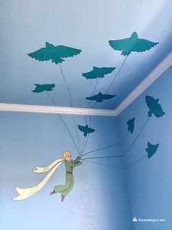 Story book mural by Tamara Hergert 19