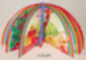 Rainbow Colors book by Tamara Hergert