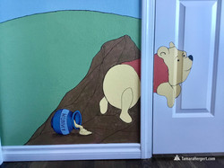 Story book mural by Tamara Hergert 15