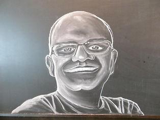 Chalk board mural by Tamara Hergert.JPG