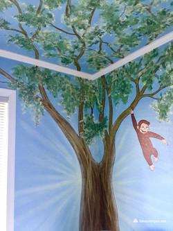 Story book mural by Tamara Hergert 7