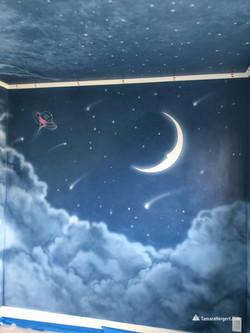 Night and Day mural by Tamara Hergert 25