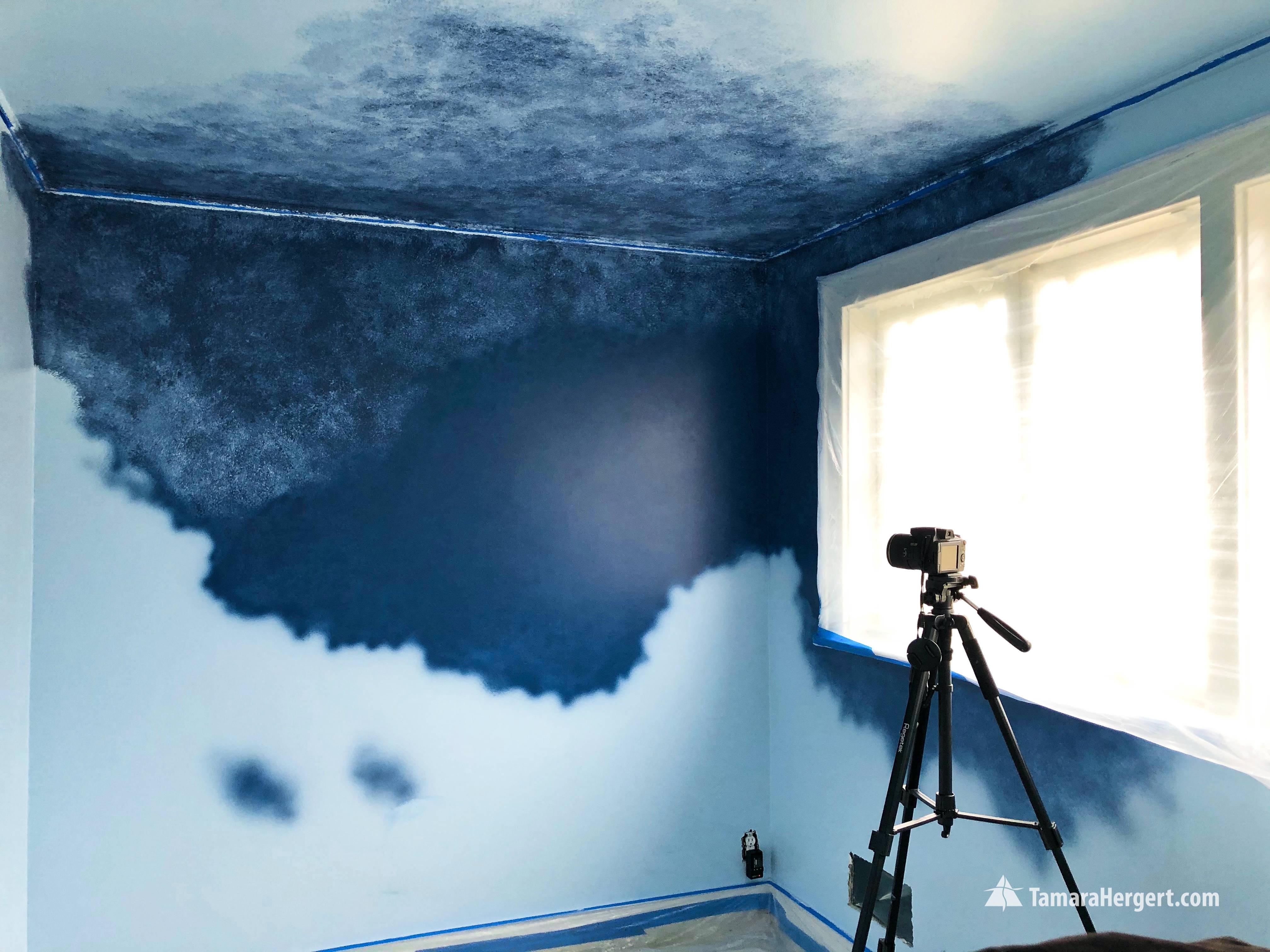 Night and Day mural by Tamara Hergert 2.