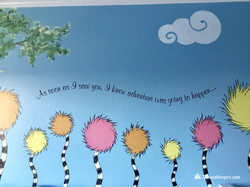 Story book mural by Tamara Hergert 30