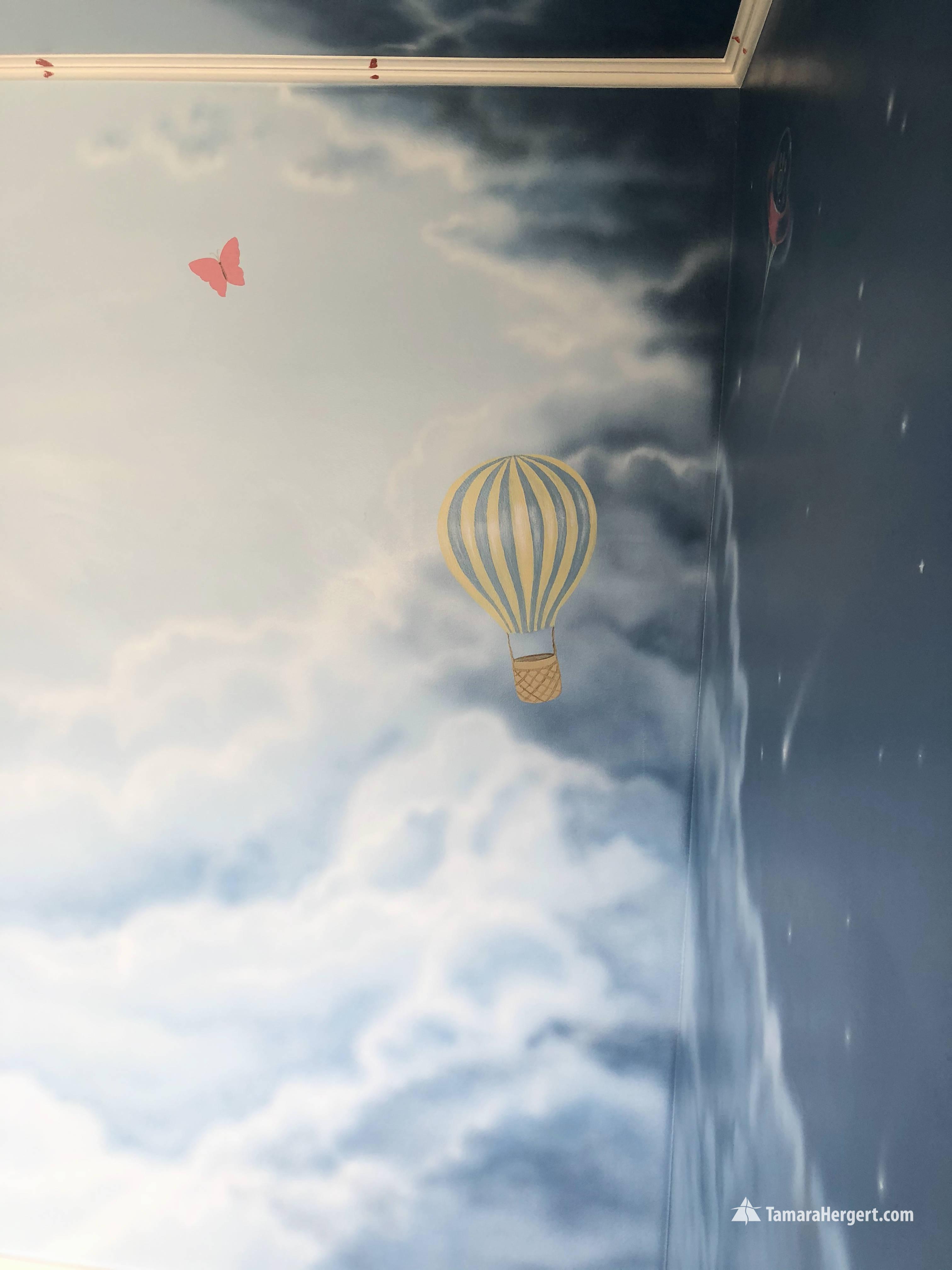 Night and Day mural by Tamara Hergert 19