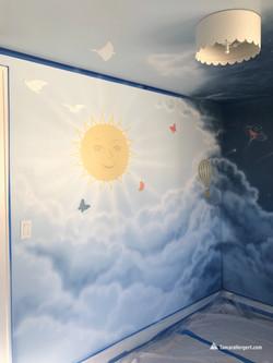 Night and Day mural by Tamara Hergert 6.