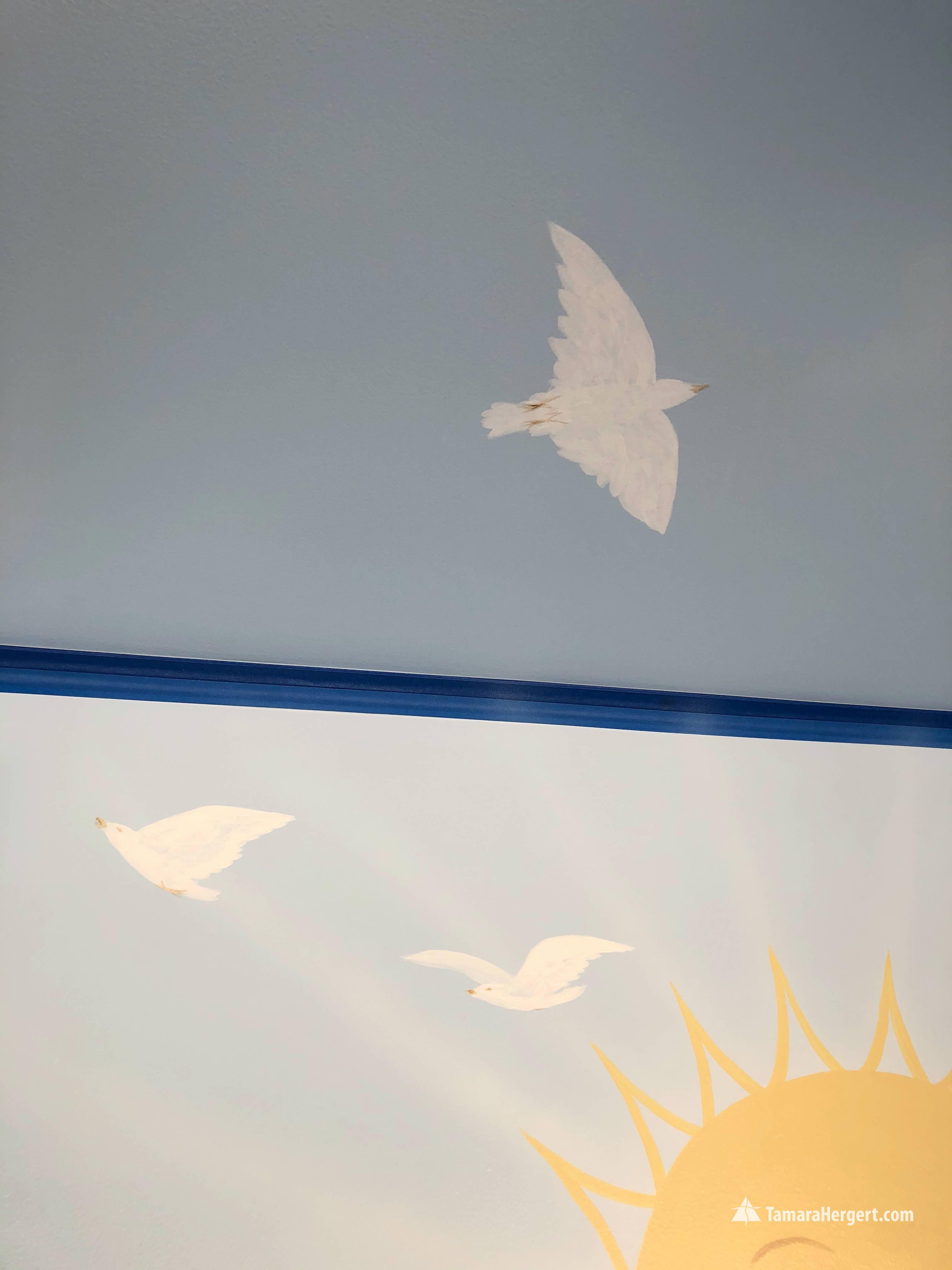 Night and Day mural by Tamara Hergert 14