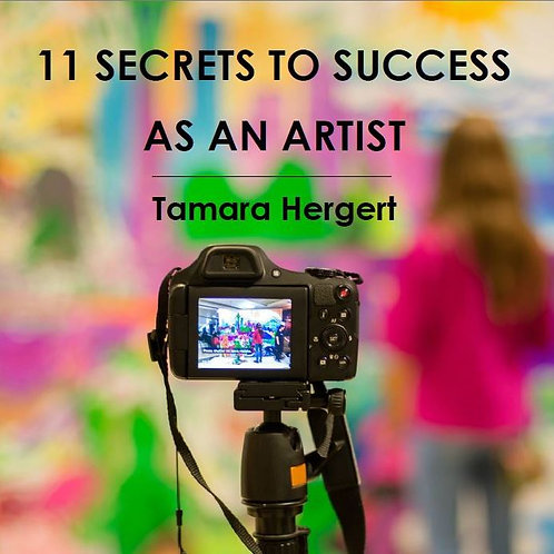 11 Secrets to Success as an Artist