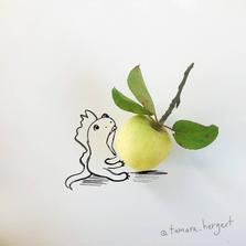 Hungry Dinosaur by Tamara Hergert.png