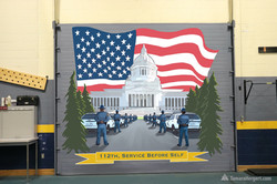 Sketch for Washington State Patrol Acade