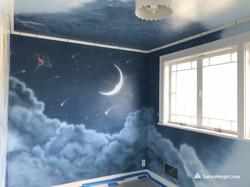 Night and Day mural by Tamara Hergert 20