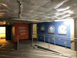 Expo Pet Spa mural 2