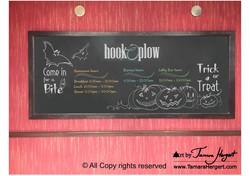 Chalk art by Tamara Hergert 4